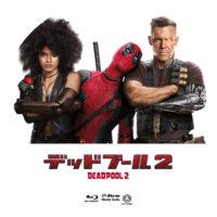 デッドプール2 ラベル 01 Blu-ray