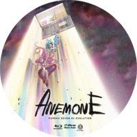 ANEMONE 交響詩篇エウレカセブン ハイエボリューション ラベル 01 Blu-ray